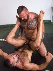 Marc Angelo and Amir Badri