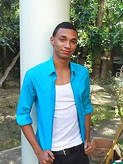 Meet 18 year old Domingo from Dominican Republic