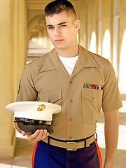 Marine David Never-Before-Scene Solo