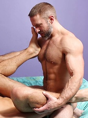 Twink Top Billy Rubens Discovers His Inner Bottom With Hunky Daddy Dirk Caber